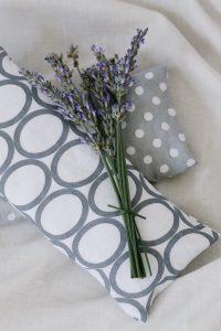 Augen & Entspannungskissen mit Lavendel